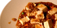 Ma Po Tofu Chinese Food