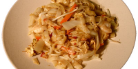 Malarpaian Style Fried Rice Noodle Chinese Food