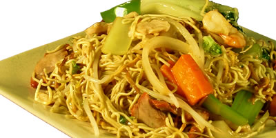 Cantonese Lo Mein Chinese Food